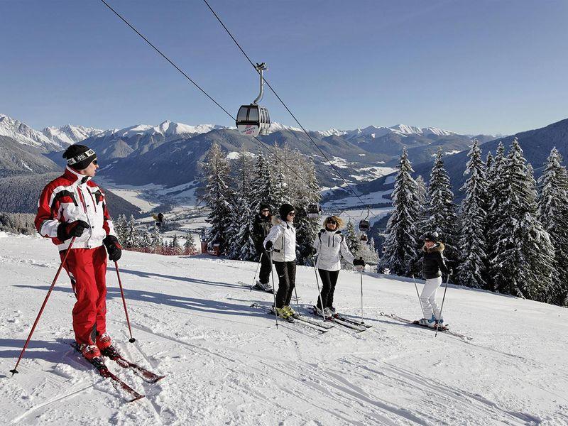 Vacanze Sci Plan De Corones Monte Spico Hotel Anewandter
